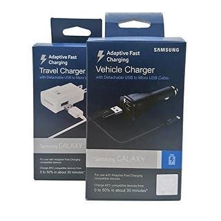 OEM Samsung Adaptive Fast Charging USB Car Charger & Travel Charger - (Retail Packing) AFC Technology|https://ak1.ostkcdn.com/images/products/is/images/direct/2895c1de9f93cd5b55808d4e046db3fc054d9cf1/OEM-Samsung-Adaptive-Fast-Charging-USB-Car-Charger-%26-Travel-Charger---%28Retail-Packing%29-AFC-Technology.jpg?impolicy=medium