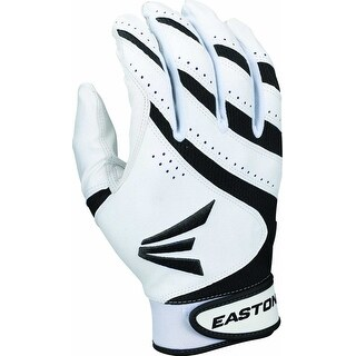 Easton Synge Women's Fastpitch Softball Batting Gloves A121541 (X-SMALL)