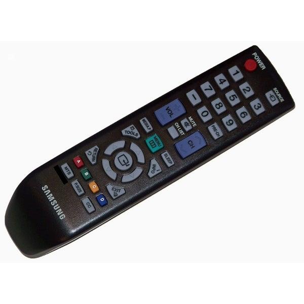OEM Samsung Remote Control: PN43D450A2DXZAN102, PN43D450A2DXZC, PN51D430A3DXZA, PN51D430A3DXZAN411, PN51D440A5D