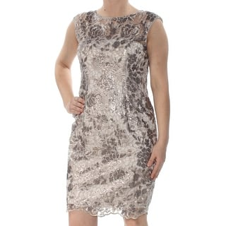 Beige Mid Length Dresses Find Great Women S Clothing