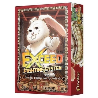 Level 99 Games L99-EXPR4 Exceed - Red Dragon Inns Pooky