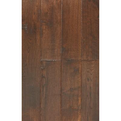 East West Furniture Interlock Hardwood Floor Tiles - Engineered Wood Flooring for Indoor (Color Option)