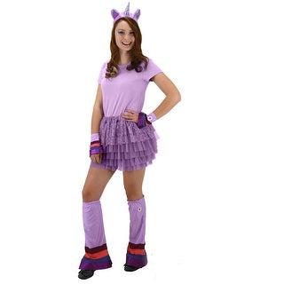 My Little Pony Twilight Sparkle Costume Hoofwarmer Kit - Purple