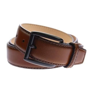 Tommy Bahama Mens Italian Leather Smooth Casual Belt
