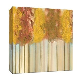 """PTM Images 9-146755  PTM Canvas Collection 12"""" x 12"""" - """"Morning Light"""" Giclee Forests Art Print on Canvas"""