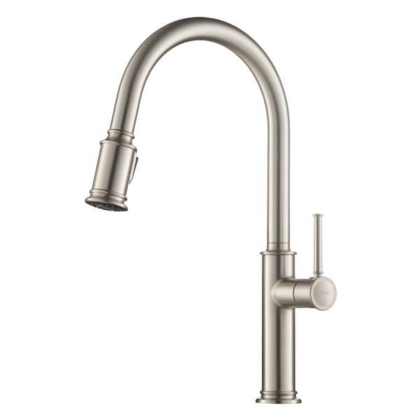 Kraus KPF-1680 Sellette 1-Handle 2-Function Pulldown Kitchen Faucet. Opens flyout.