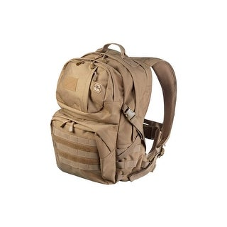 Pure Outdoor by Monoprice 32L Survival Tactical Backpack, Tan