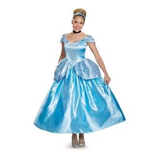 Women's Prestige Cinderella Costume