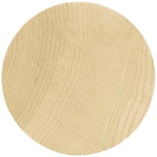 """Wood Turning Shapes-Circle 1.75""""X.1875"""" 3/Pkg"""