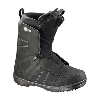 Salomon Titan Mens Snowboard Boots - black/autobahn/black