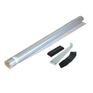 Miseno MFLR-GA60250KT Laminate Floor Installation Kit and Moisture Barrier