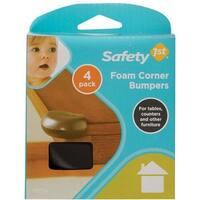 Safety 1St HS164 Foam Corner Bumpers, Brown