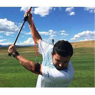 MISIG Most Important Stretch In Golf A Golf Performance Swing Training Device