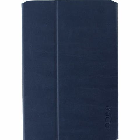 Incipio Faraday Series Folio Magnetic Case Cover for iPad mini 4 - Dark Blue