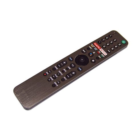 OEM Sony Remote Control Shipped With XBR-75X950G, XBR75X950G