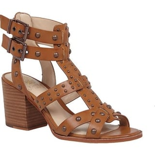 f0336661561 Vince Camuto Women s Caitriona Ankle Strap Sandal Nude Nubuck. Quick View