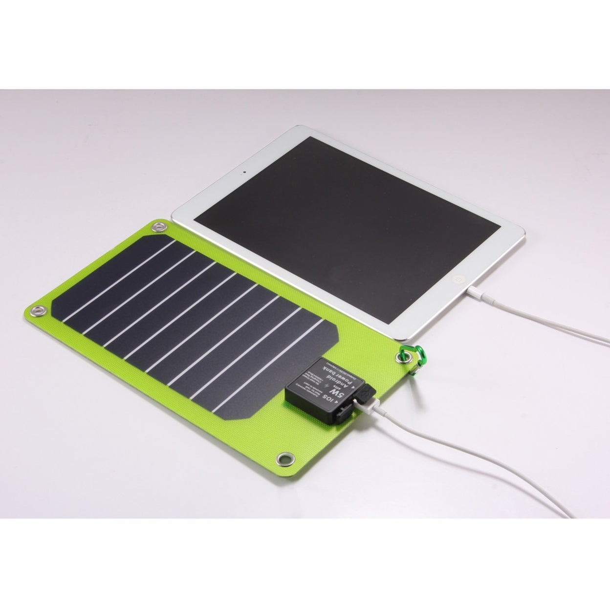 USB Connection ISO Cell Phone Android 5W Portable Folding Solar Panel Charger