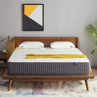 """Link to 10""""Gel Memory Foam Mattresses for Back Pain Relief/Motion Isolation Similar Items in Mattresses"""