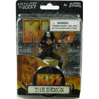 "Kiss 4.5"" Action Figure Gene Simmons The Demon - multi"