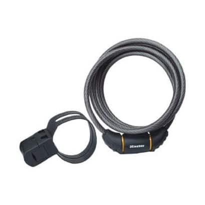 "Master Lock 8130D Bike Cable Lock, 6' x 3/8"""