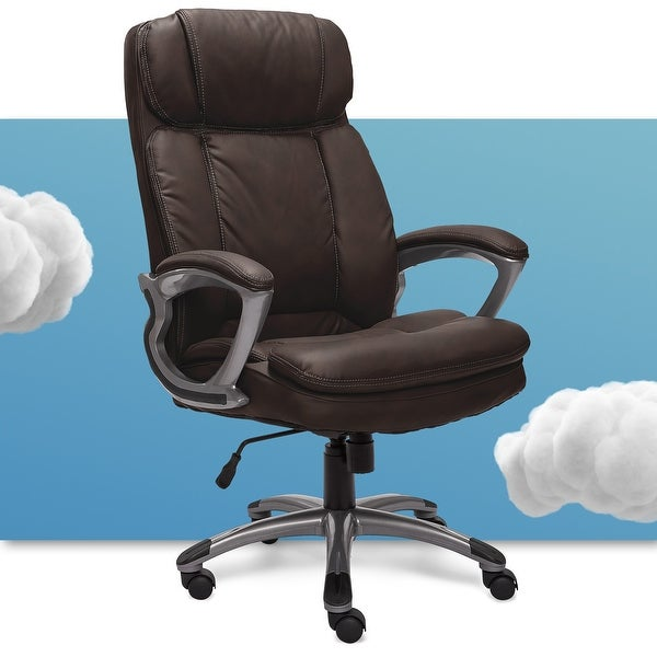 Serta Big and Tall Executive Office Chair. Opens flyout.