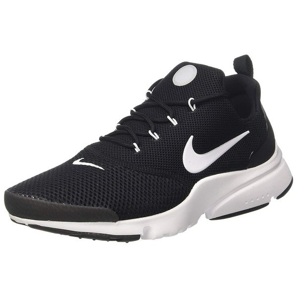 timeless design ca37a 9e38b Nike Mens Presto Fly Se Fabric Low Top Lace Up Trail Running Shoes