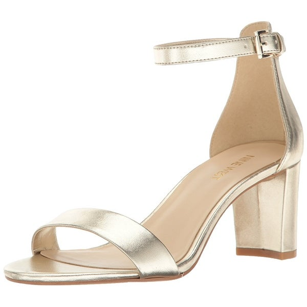 Nine West Womens pruce Open Toe Casual Ankle Strap Sandals