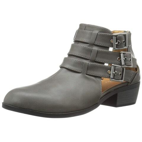 Qupid Women's Static-17 Boot
