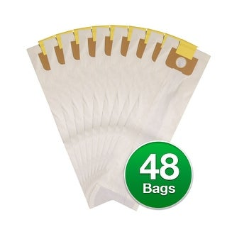 Replacement Vacuum Bag for Oreck LWPK60H / 714 (48 Per Pack) Replacement Vacuum Bag