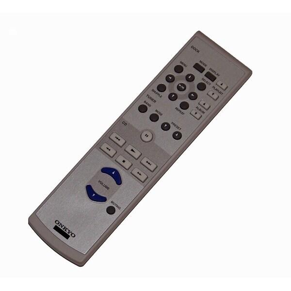 OEM Onkyo Remote Control Originally Shipped With: A-5VL, A5VL