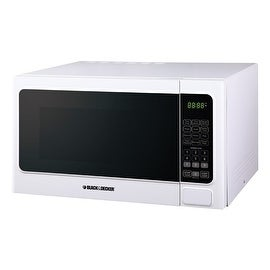 Black & Decker EM031MAA-X1 Microwave, 1.1 Cu.ft, White