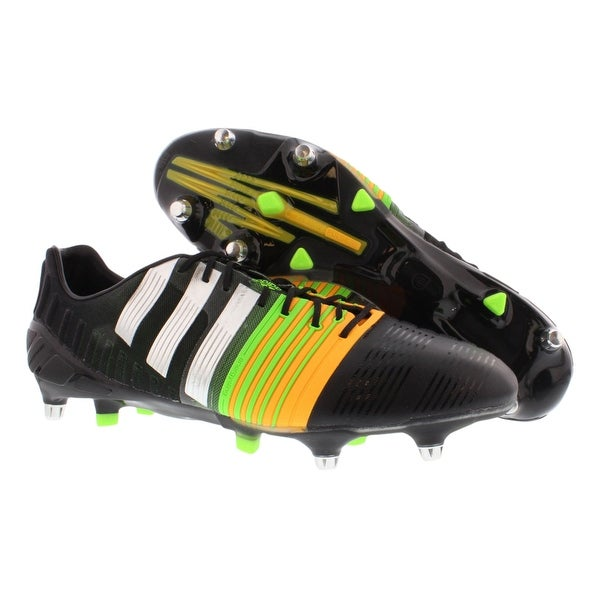 Adidas Nitrocharge 1.0 Sg Soccer Men's Shoes Size - 12.5 d(m) us