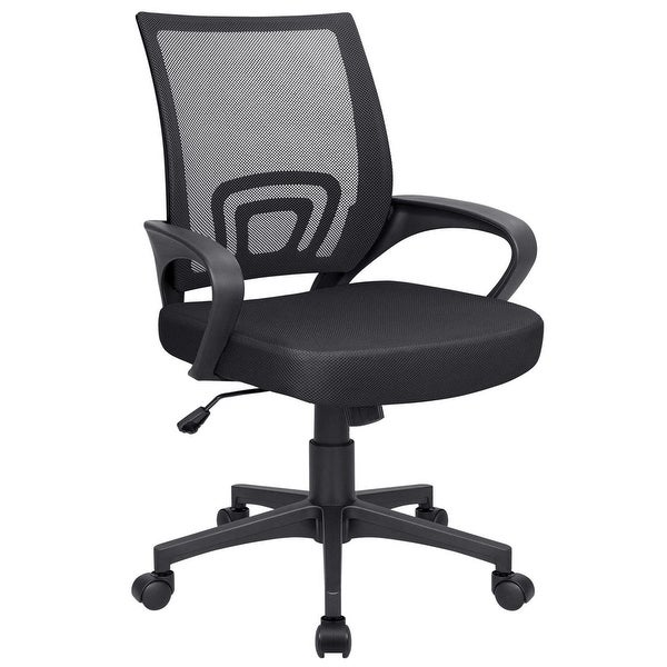 Homall Office Chair Mesh Desk Chair Computer Chair with Armrest