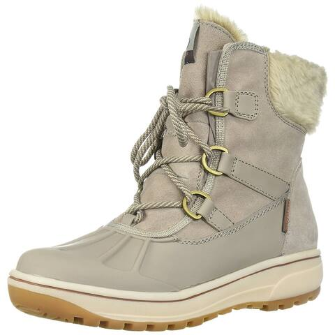 Bare Traps Womens danula Almond Toe Ankle Cold Weather Boots