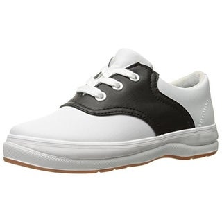 Keds Boys School Days II Colorblock Leather Oxfords