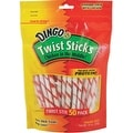 Dingo 50 Pk Dingo Twist Sticks - Thumbnail 0