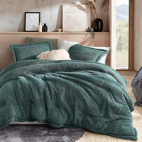 Shankapotomus - Coma Inducer Oversized Comforter - Silver Pine