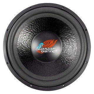 "2000 Watt 15"" High Power Dual 4-Ohm Voice Coil Subwoofer"