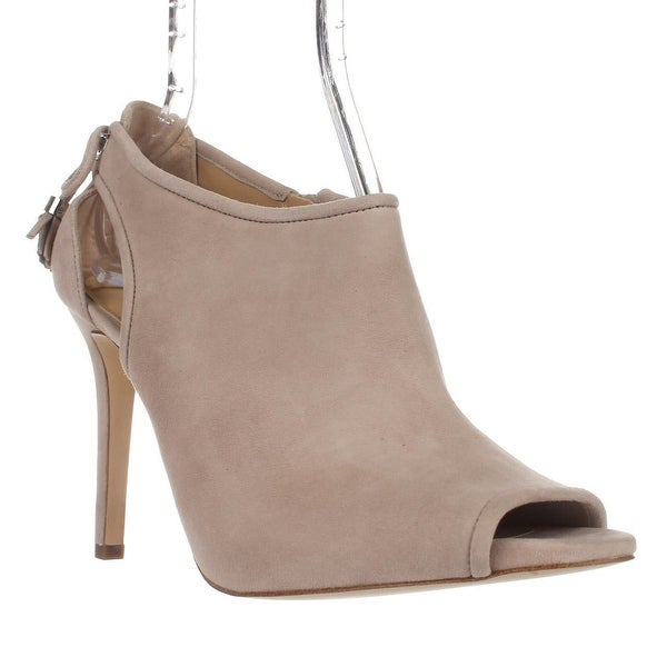 MICHAEL Michael Kors Jennings Bootie Cutout Booties, Cement