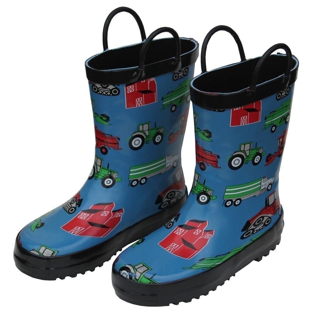 Discount Kids Rain Boots