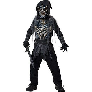 Boys Death Warrior Halloween Costume