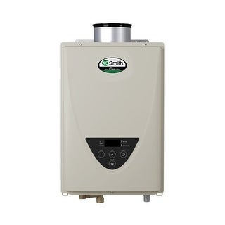 AO Smith ATI-510C-N 199000 BTU Whole House Dual-Fuel Tankless Water Heater