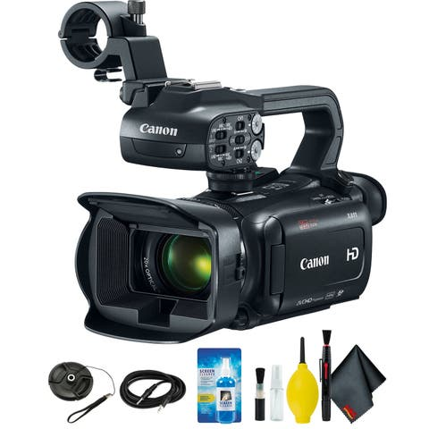 Canon XA11 Compact Full HD Camcorder Camera Only Bundle Kit