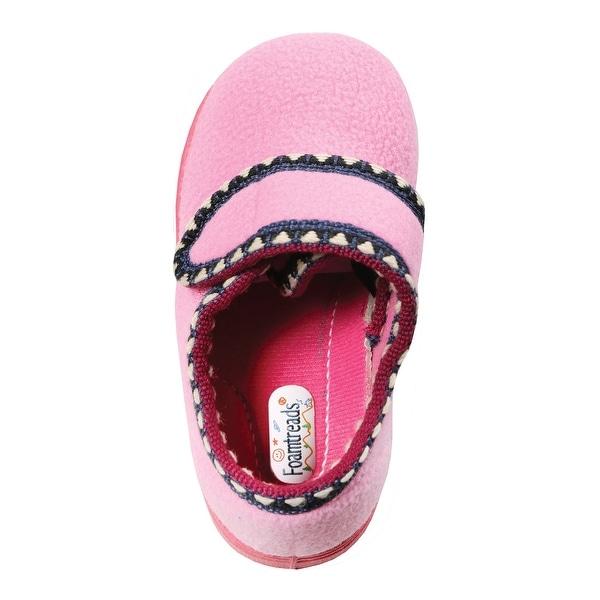 Children's Foamtreads Rocket Kids Slippers - Indoor/Outdoor Slip On Shoes