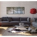 Statements2000 Etched Silver Modern Metal Wall Art Indoor/Outdoor Panels by Jon Allen - Synchronicity - Thumbnail 7