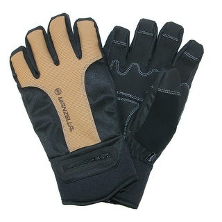 Manzella Men's Trail Boss Work Glove with Zippered Pocket