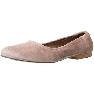 Bernardo Womens Dina Ballet Flats Slip On
