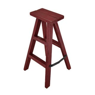 Rustic Folding Decorative Wooden Step Ladder Display Stand|https://ak1.ostkcdn.com/images/products/is/images/direct/28bd993a0428bc2a328513b7443bddedf0dae5df/Little-Red-Ladder-Rustic-Folding-Wooden-Step-Ladder-Display-Stand.jpg?impolicy=medium