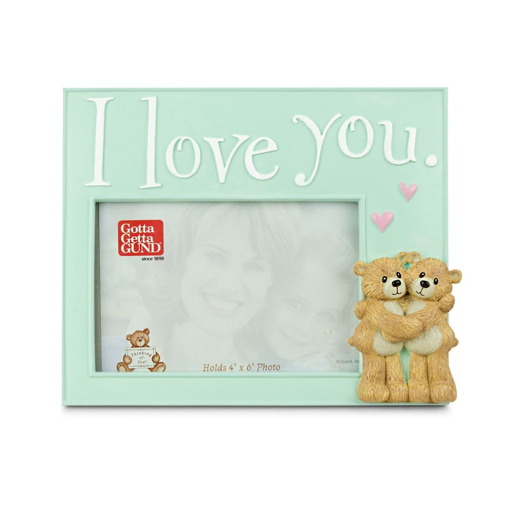 Gund Baby My First Smile Picture Frame