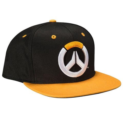 OverWatch Showdown Premium Snapback Hat Black - Multi